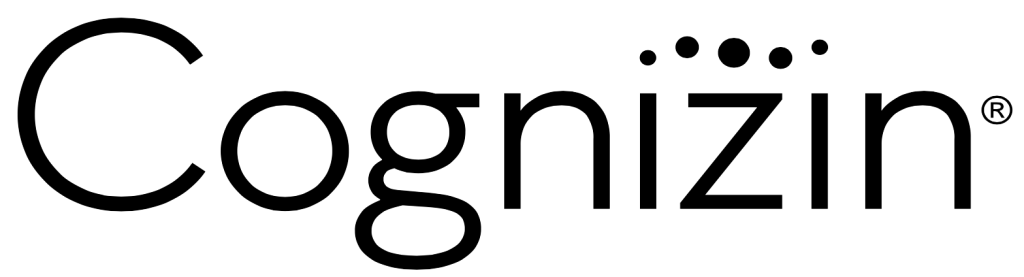 cognizin logo black