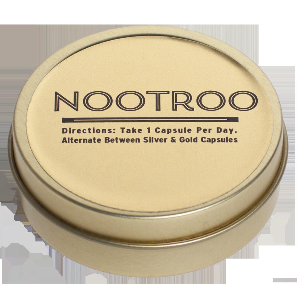 nootroo jar nootropic blend