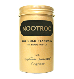 Nootroo nootropics bottle