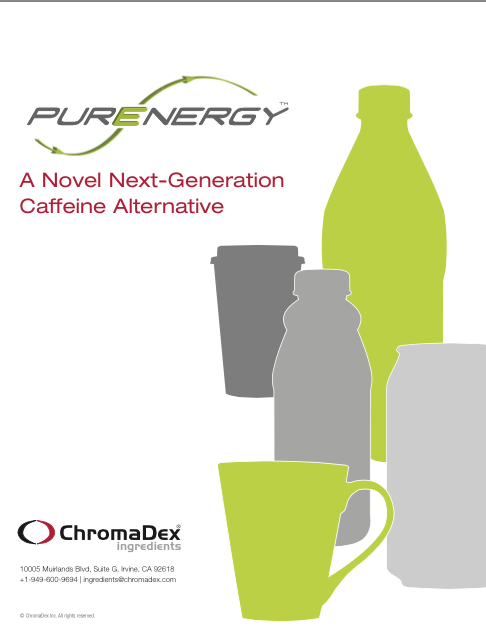 PURENERGY A Novel Next-Generation Caffeine Alternative