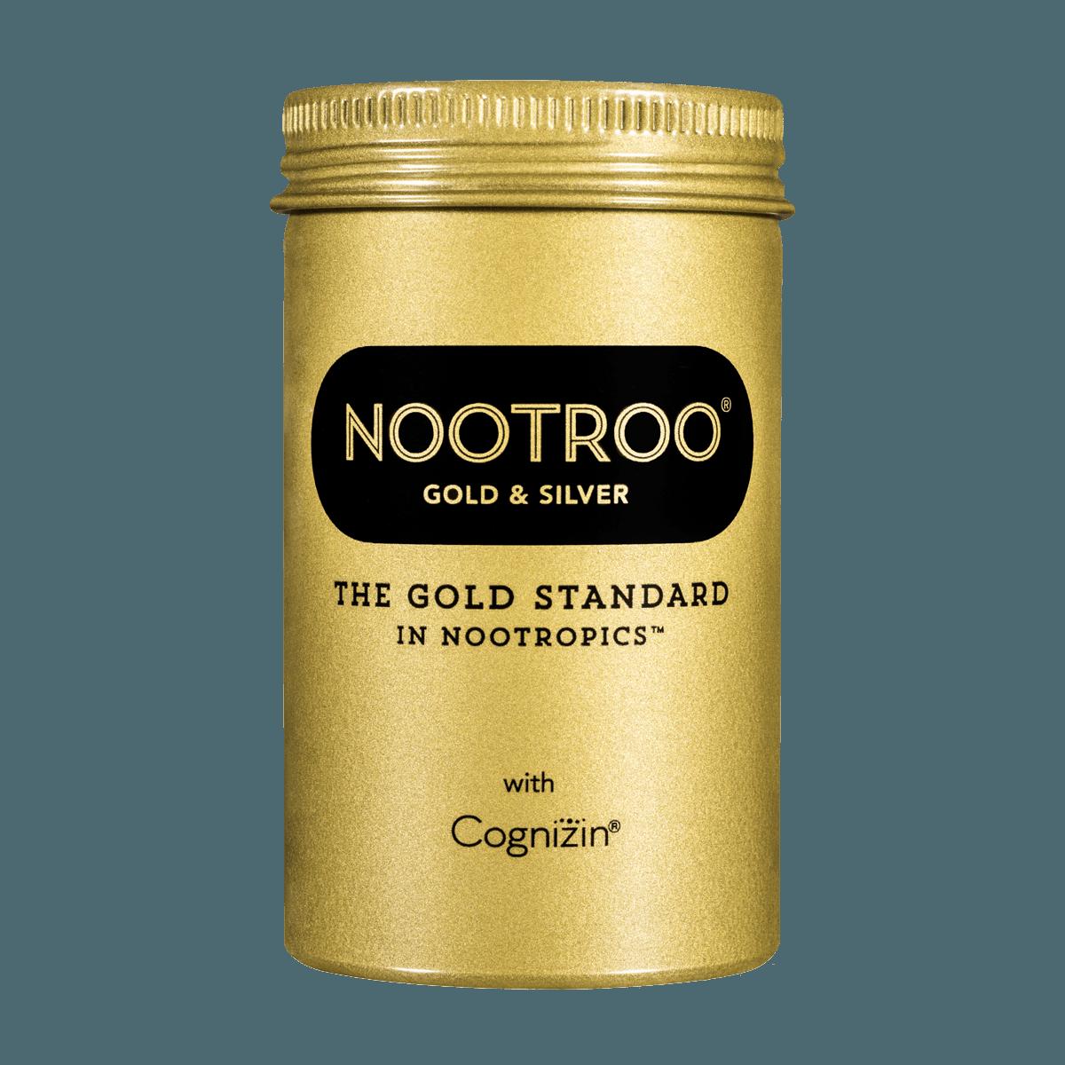 Gold Silver Nootroo
